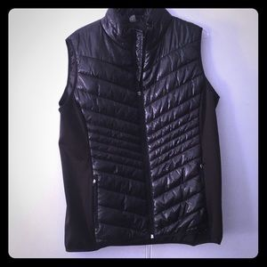 Xersion bubble vest jacket size XL